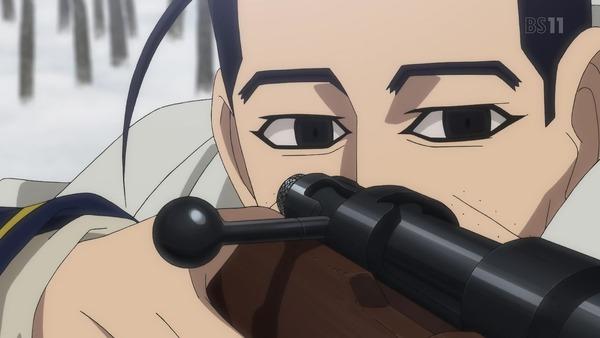 「ゴールデンカムイ」9話感想 (158)