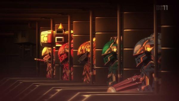 「新サクラ大戦」第3話感想 画像 (33)