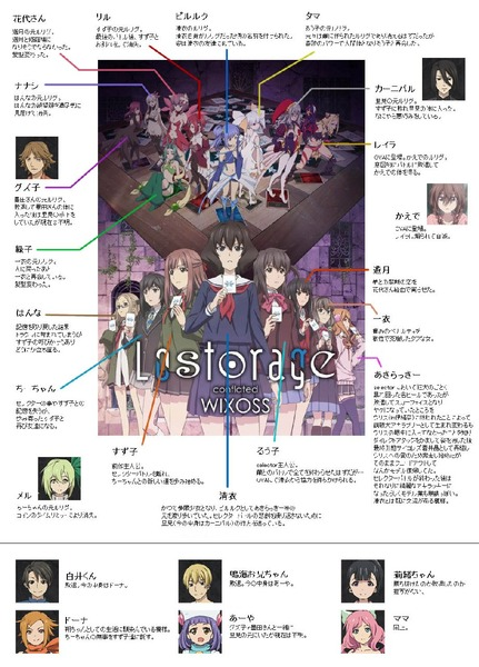 「Lostorage conflated WIXOSS」1話 (2)