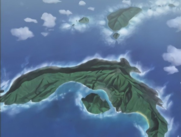 竜宮島 ファフナー