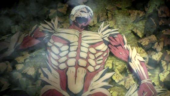 「進撃の巨人」67話(4期 8話)感想  (10)