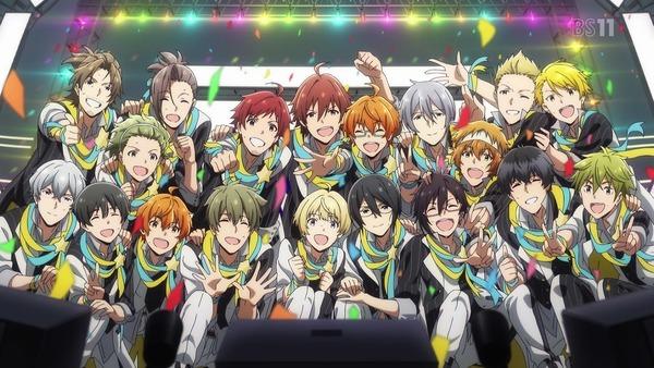 「アイドルマスター SideM」13話感想 315のライブは大成功!ずっと、ずっと、その先へ。更なる高みを彼等は目指す!!(最終回、画像)