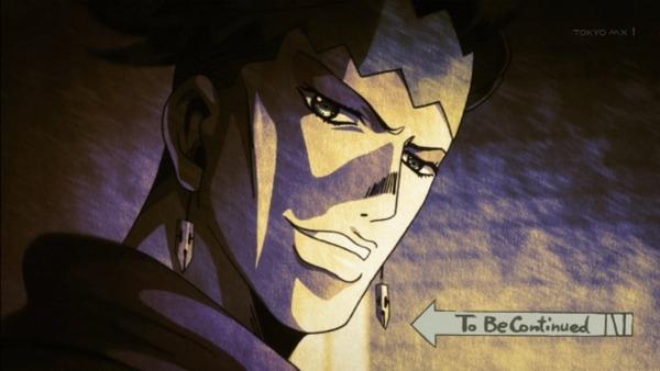 「ジョジョの奇妙な冒険」14話 (45)