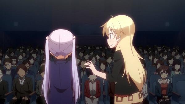 「NEW GAME!!」2期 12話(最終回) (26)