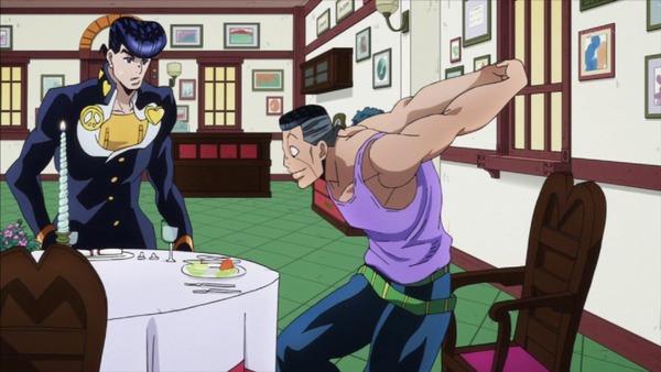 「ジョジョの奇妙な冒険 ダイヤモンドは砕けない」10話感想 (24)