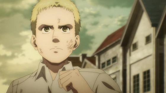 「進撃の巨人」62話(4期 3話)感想 (25)