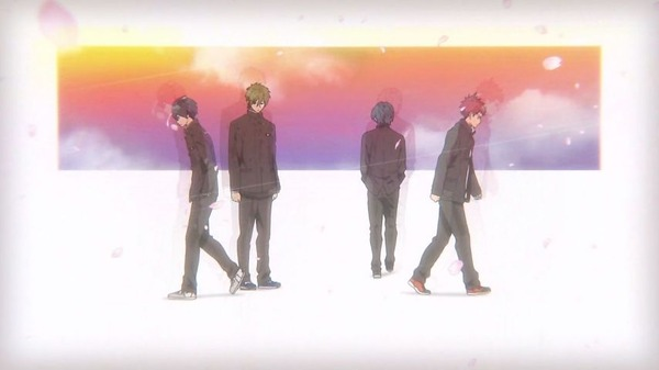「Free! Dive to the Future」3期 1話 (13)