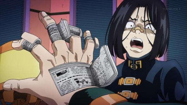 「ジョジョの奇妙な冒険」14話 (19)