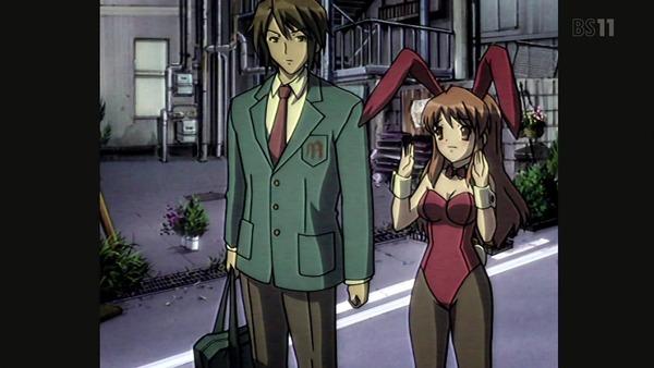 「涼宮ハルヒの憂鬱」第1話感想 (6)