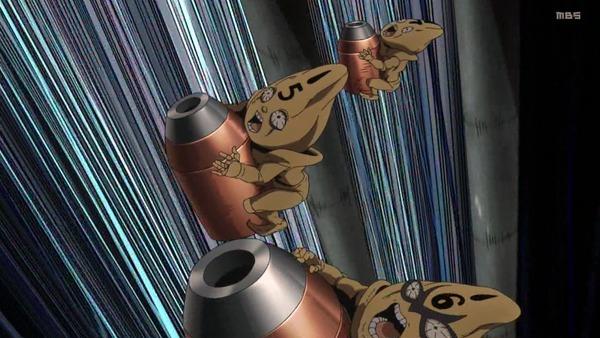 「ジョジョの奇妙な冒険 5部」39話感想 (14)