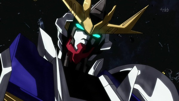 「機動戦士ガンダム 鉄血のオルフェンズ」46話 (4)
