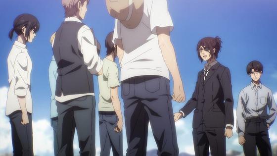 「進撃の巨人」69話(4期 10話)感想 (109)