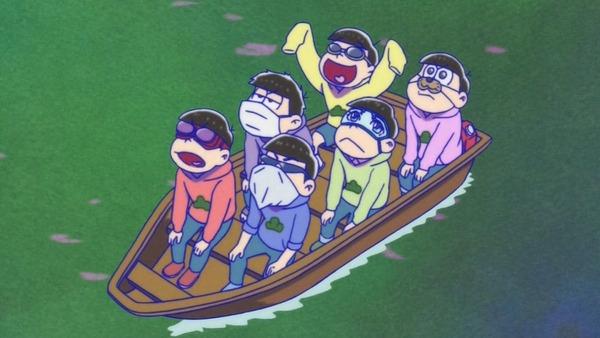 「おそ松さん」23話感想  (50)