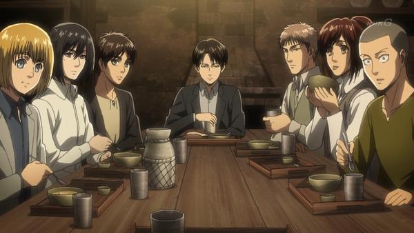 「進撃の巨人 Season3」(3期 3話)40話 (3)