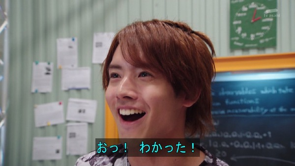 「仮面ライダービルド」3話 (3)