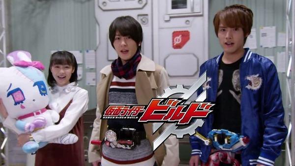「仮面ライダービルド」22話 (3)