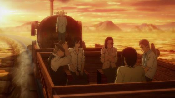 「進撃の巨人」69話(4期 10話)感想 (133)