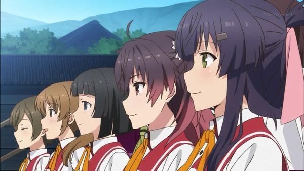 「刀使ノ巫女」24話 (2)