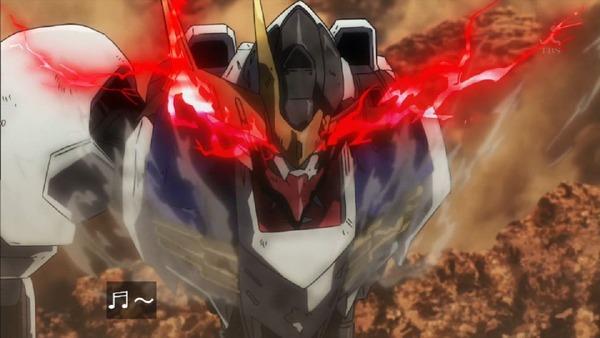「機動戦士ガンダム 鉄血のオルフェンズ」50話 (28)
