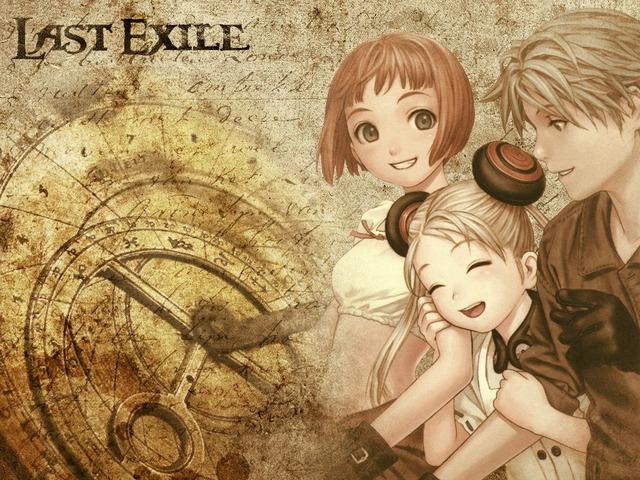 LAST EXILE