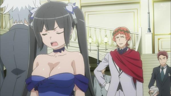 「ダンまち」2期 2話感想  (5)