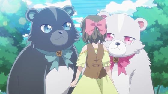 「くまクマ熊ベアー」第3話感想 (50)