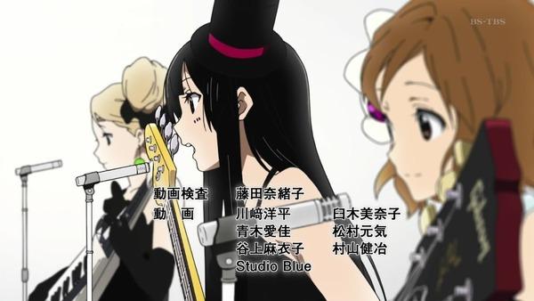 「けいおん!」1話感想 (83)