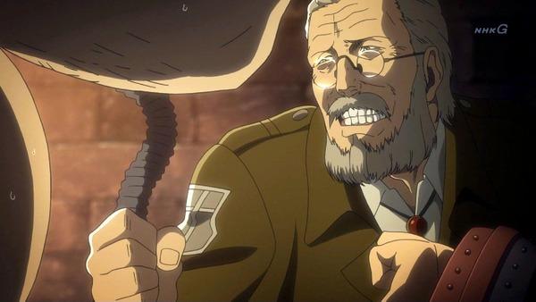 「進撃の巨人 Season3」(3期 6話)43話感想 (35)