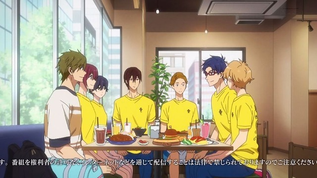 「Free! Dive to the Future」3期 11話感想 (13)