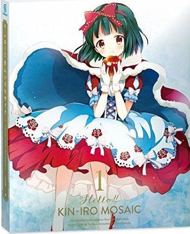 ハロー!!きんいろモザイク Vol.1 [Blu-ray]
