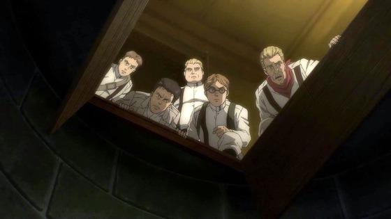 「進撃の巨人」65話(4期 6話)感想  (60)