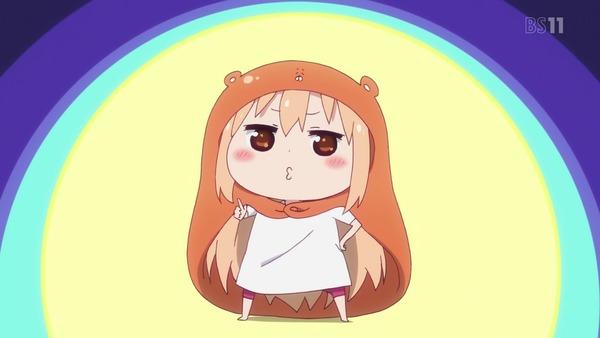 「干物妹!うまるちゃんR」2期 1話 (2)