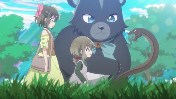 「くまクマ熊ベアー」第6話感想 画像 (22)