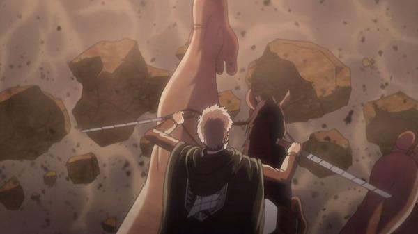 「進撃の巨人 Season2」37話 (24)