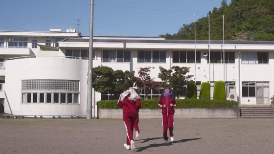 ドラマ「ゆるキャン△2」2期 2話感想 (132)