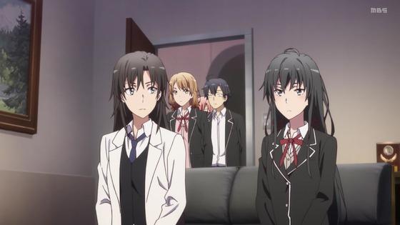 「俺ガイル」第3期 第4話感想 (26)