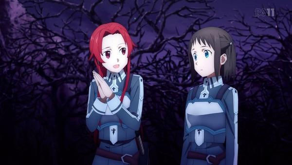 「SAO アリシゼーション」2期 10話感想 画像 (21)