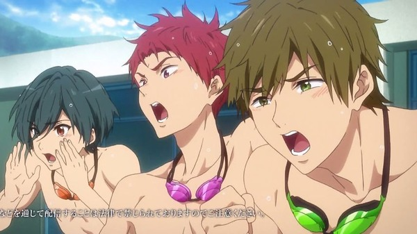 「Free! Dive to the Future」3期 2話感想 (6)