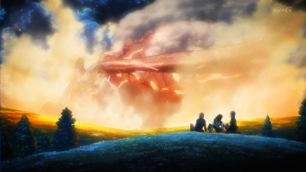 「進撃の巨人 Season3」(3期 8話)45話感想 (20)