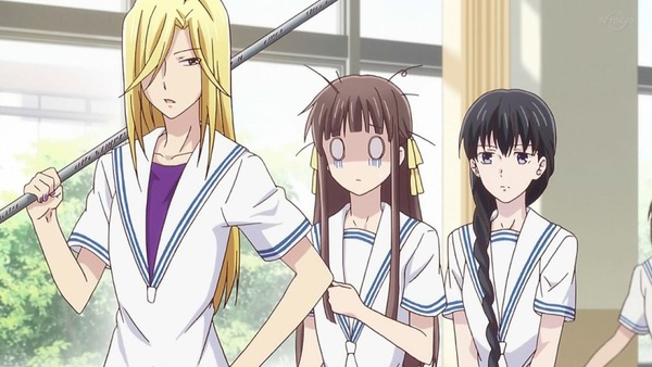 「フルーツバスケット」第3話感想 (6)