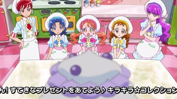 「キラキラ☆プリキュアアラモード」39話 (1)