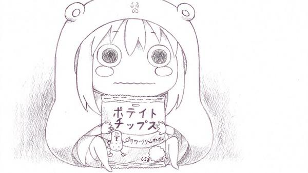 「干物妹!うまるちゃんR」2期 6話 (37)