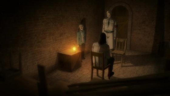 「進撃の巨人」64話(4期 5話)感想 (6)