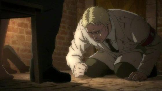 「進撃の巨人」64話(4期 5話)感想 (116)