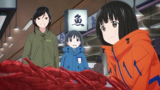 「スーパーカブ」12話 最終回感想 (114)
