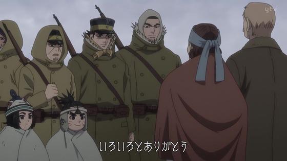「ゴールデンカムイ」31話(3期 7話)感想 画像 (88)