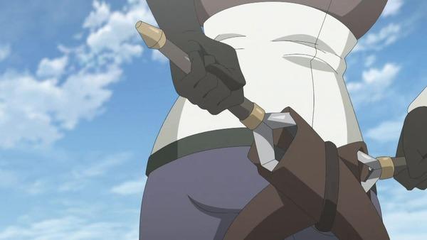 「旗揚!けものみち」7話感想 (123)