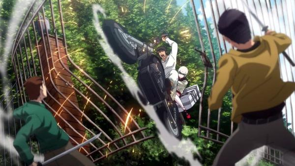 「からくりサーカス」3話感想 (8)