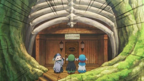 「ハクメイとミコチ」3話 (35)