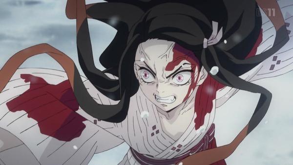 「鬼滅の刃」第1話感想  (37)